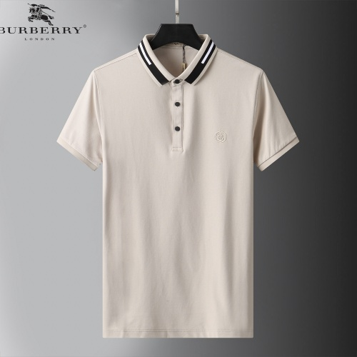 Burberry T-Shirts Short Sleeved For Men #859445