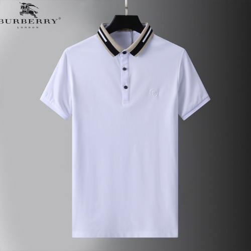 Burberry T-Shirts Short Sleeved For Men #859446
