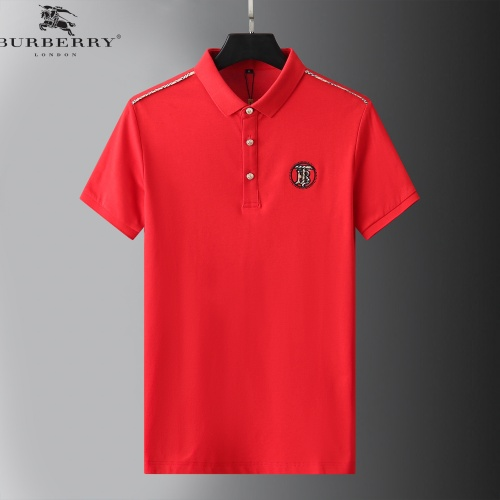 Burberry T-Shirts Short Sleeved For Men #859447