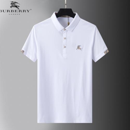 Burberry T-Shirts Short Sleeved For Men #859450