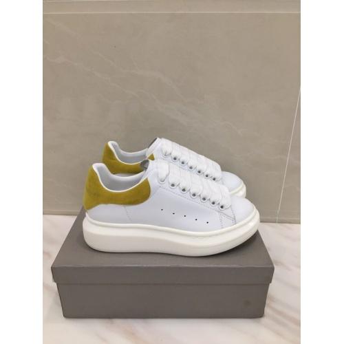Alexander McQueen Casual Shoes For Women #859462