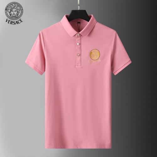 Versace T-Shirts Short Sleeved For Men #859466