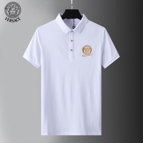 Versace T-Shirts Short Sleeved For Men #859467