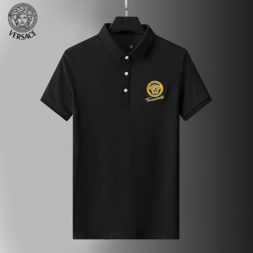 Versace T-Shirts Short Sleeved For Men #859468