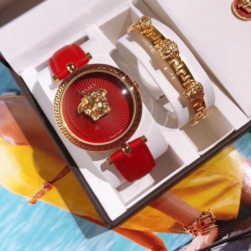 Replica Versace Watches For Women #859473 $48.00 USD for Wholesale