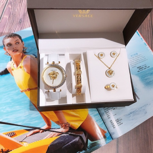 Replica Versace Watches For Women #859475 $48.00 USD for Wholesale