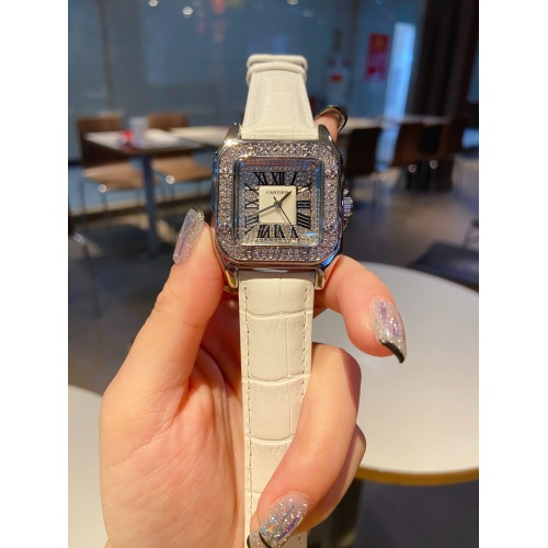 Cartier Watches For Women #859476 $32.00 USD, Wholesale Replica Cartier Watches