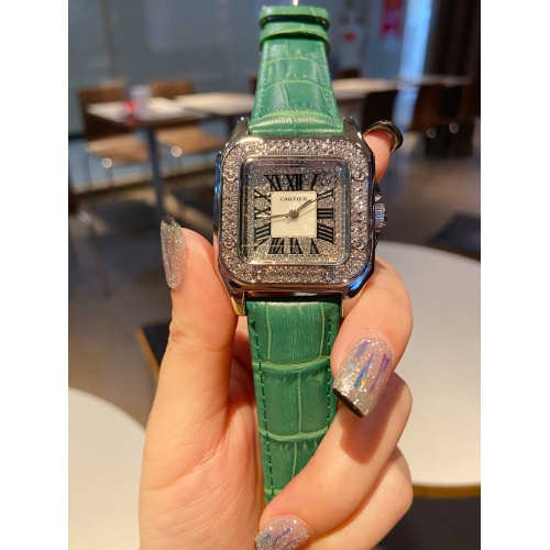 Cartier Watches For Women #859479 $32.00 USD, Wholesale Replica Cartier Watches