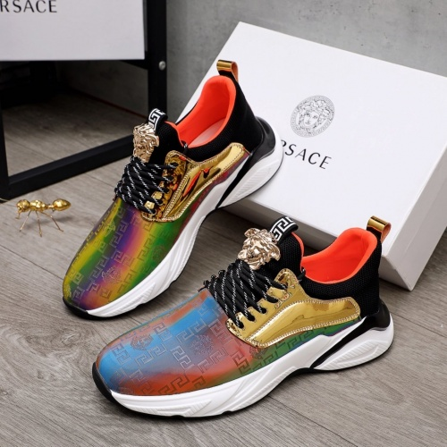 Versace Casual Shoes For Men #859567