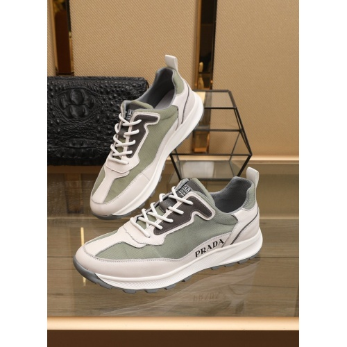 Prada Casual Shoes For Men #859570
