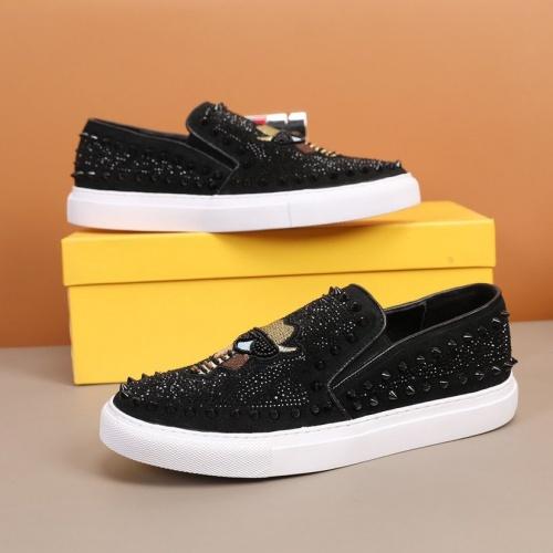 Fendi Casual Shoes For Men #859586