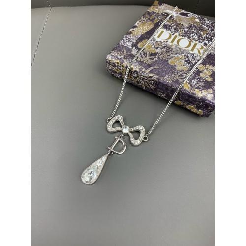 Christian Dior Necklace #859592 $42.00 USD, Wholesale Replica Christian Dior Necklace