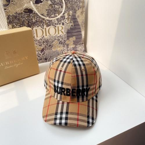 Burberry Caps #859660