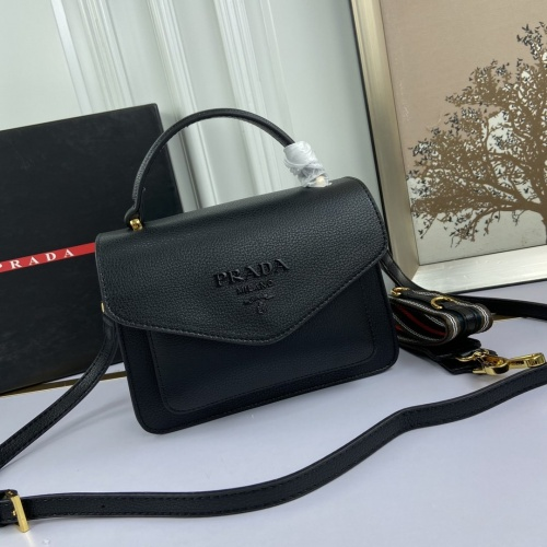 Prada AAA Quality Messeger Bags For Women #859760
