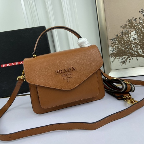 Prada AAA Quality Messeger Bags For Women #859762