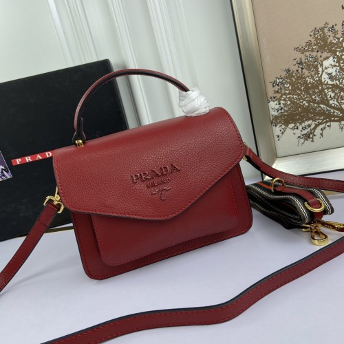 Prada AAA Quality Messeger Bags For Women #859763