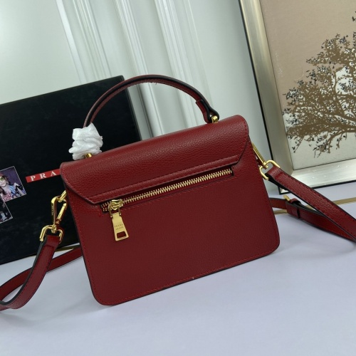 Replica Prada AAA Quality Messeger Bags For Women #859763 $96.00 USD for Wholesale