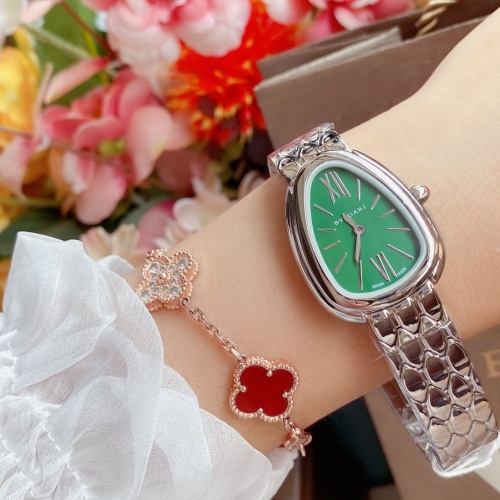 Replica Bvlgari AAA Quality Watches For Women #859766 $115.00 USD for Wholesale