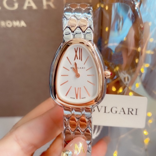 Bvlgari AAA Quality Watches For Women #859767 $115.00 USD, Wholesale Replica Bvlgari Quality Watches