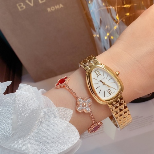 Replica Bvlgari AAA Quality Watches For Women #859770 $115.00 USD for Wholesale