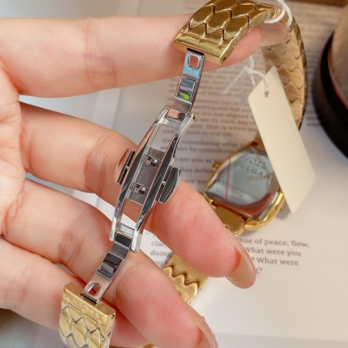 Replica Bvlgari AAA Quality Watches For Women #859771 $115.00 USD for Wholesale