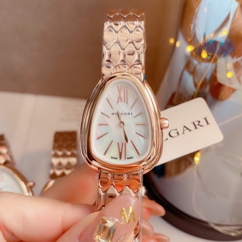 Bvlgari AAA Quality Watches For Women #859772 $115.00 USD, Wholesale Replica Bvlgari Quality Watches