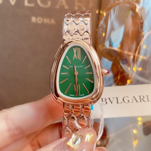 Bvlgari AAA Quality Watches For Women #859773 $115.00 USD, Wholesale Replica Bvlgari Quality Watches
