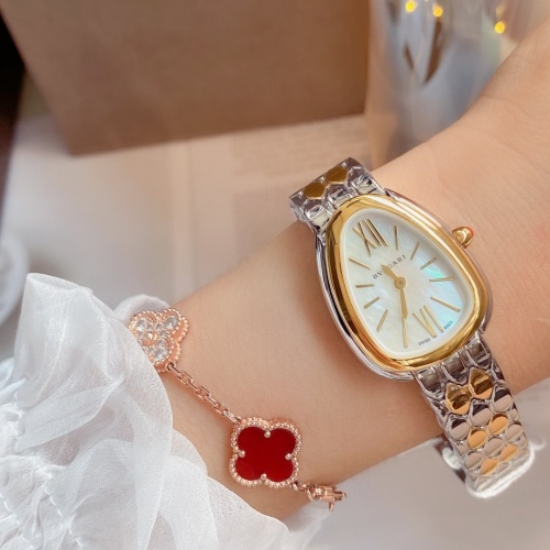Replica Bvlgari AAA Quality Watches For Women #859775 $115.00 USD for Wholesale