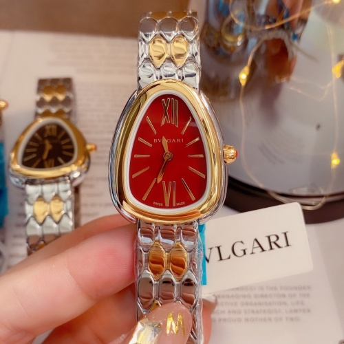Bvlgari AAA Quality Watches For Women #859776 $115.00 USD, Wholesale Replica Bvlgari Quality Watches