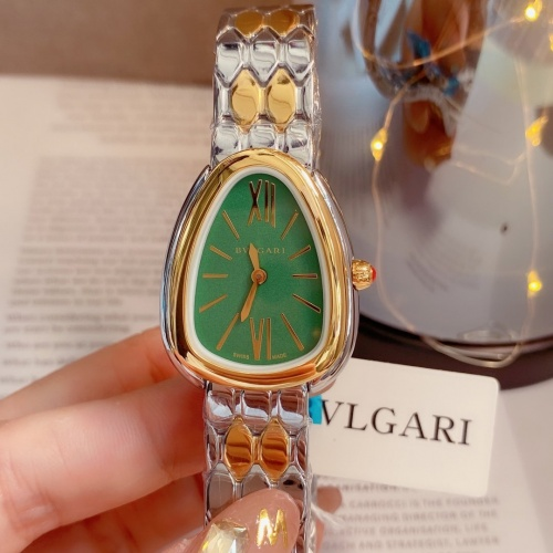Bvlgari AAA Quality Watches For Women #859777 $115.00 USD, Wholesale Replica Bvlgari Quality Watches