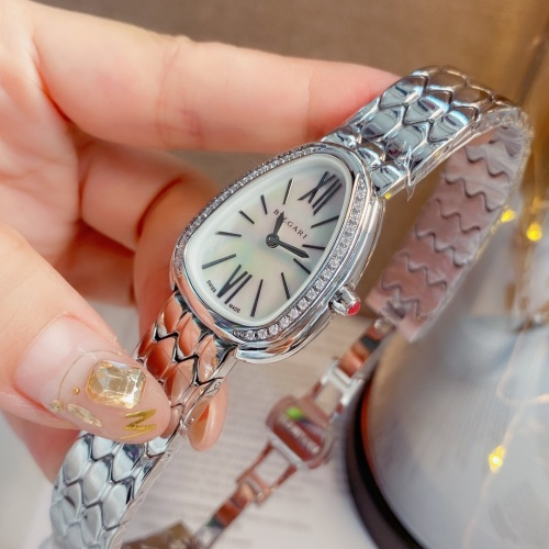 Replica Bvlgari AAA Quality Watches For Women #859778 $118.00 USD for Wholesale