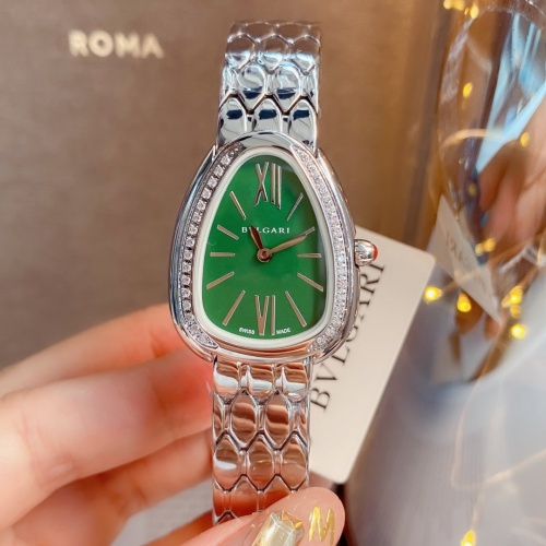 Bvlgari AAA Quality Watches For Women #859779 $118.00 USD, Wholesale Replica Bvlgari Quality Watches
