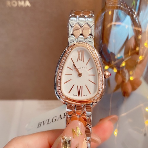 Bvlgari AAA Quality Watches For Women #859781 $118.00 USD, Wholesale Replica Bvlgari Quality Watches