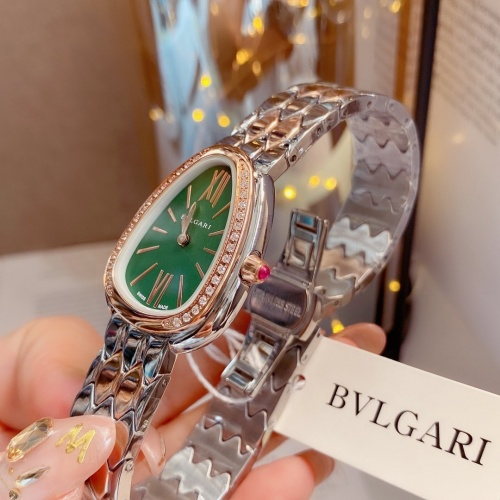 Replica Bvlgari AAA Quality Watches For Women #859783 $118.00 USD for Wholesale