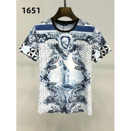 Dolce & Gabbana D&G T-Shirts Short Sleeved For Men #859830