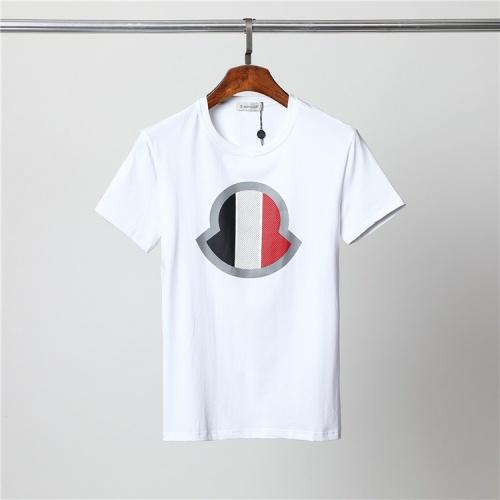 Moncler T-Shirts Short Sleeved For Men #859866