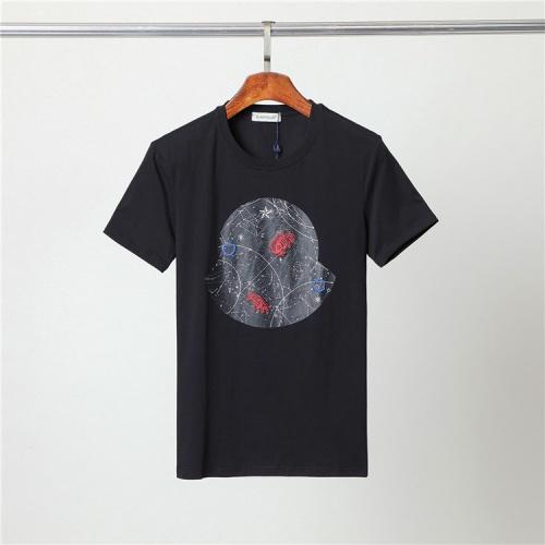 Moncler T-Shirts Short Sleeved For Men #859869
