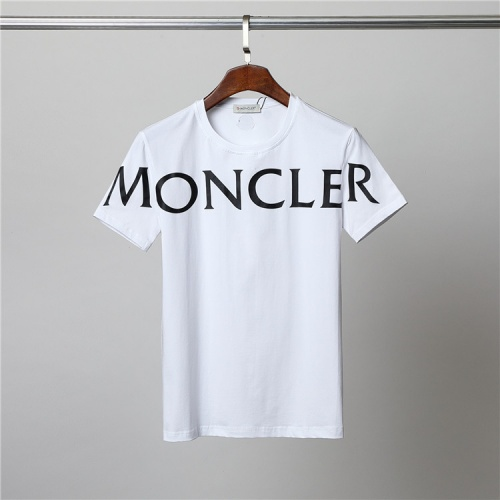 Moncler T-Shirts Short Sleeved For Men #859877