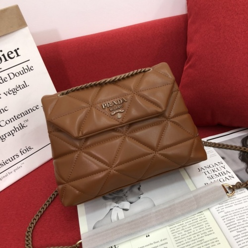 Prada AAA Quality Messeger Bags For Women #859938 $105.00 USD, Wholesale Replica Prada AAA Quality Messeger Bags