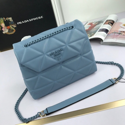 Prada AAA Quality Messeger Bags For Women #859961 $105.00 USD, Wholesale Replica Prada AAA Quality Messeger Bags
