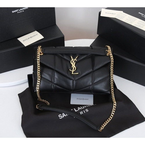 Yves Saint Laurent YSL AAA Messenger Bags For Women #859988