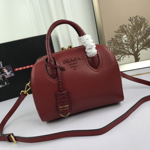 Prada AAA Quality Messeger Bags For Women #860011 $102.00 USD, Wholesale Replica Prada AAA Quality Messeger Bags