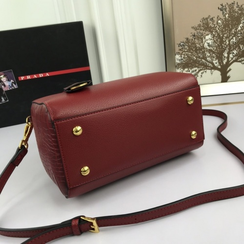 Replica Prada AAA Quality Messeger Bags For Women #860011 $102.00 USD for Wholesale