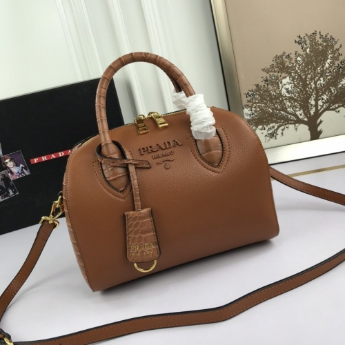 Prada AAA Quality Messeger Bags For Women #860013 $102.00 USD, Wholesale Replica Prada AAA Quality Messeger Bags