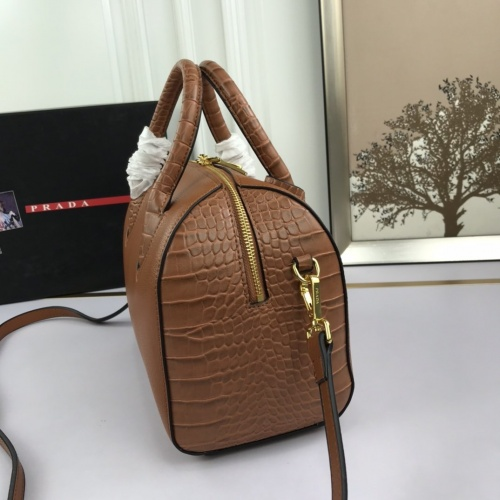 Replica Prada AAA Quality Messeger Bags For Women #860013 $102.00 USD for Wholesale