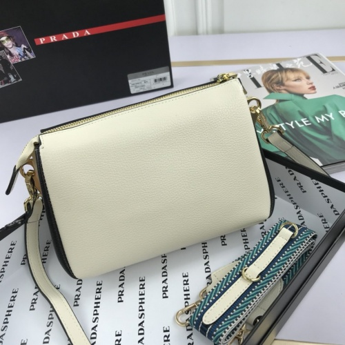 Replica Prada AAA Quality Messeger Bags For Women #860021 $88.00 USD for Wholesale