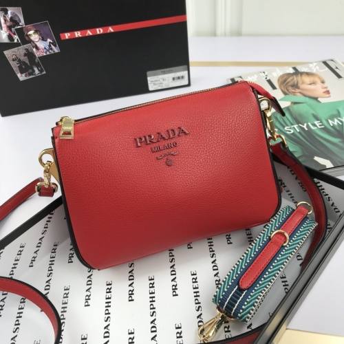 Prada AAA Quality Messeger Bags For Women #860022 $88.00 USD, Wholesale Replica Prada AAA Quality Messeger Bags