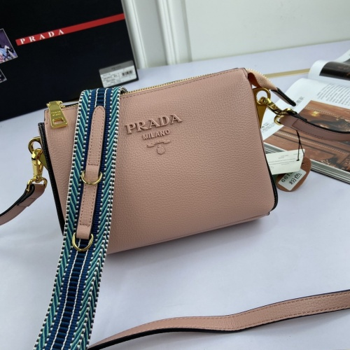 Prada AAA Quality Messeger Bags For Women #860024 $88.00 USD, Wholesale Replica Prada AAA Quality Messeger Bags