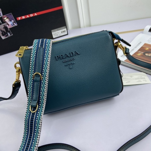 Prada AAA Quality Messeger Bags For Women #860025 $88.00 USD, Wholesale Replica Prada AAA Quality Messeger Bags