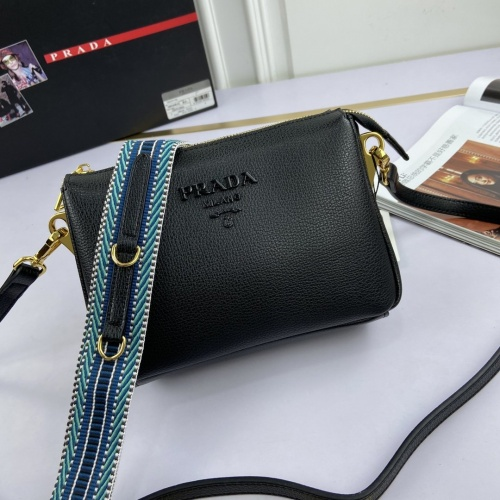 Prada AAA Quality Messeger Bags For Women #860026 $88.00 USD, Wholesale Replica Prada AAA Quality Messeger Bags